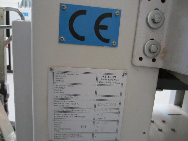 Regrueso Steton S530I Usado Segunda Mano Ocasion