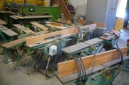 Cepilladora de madera de segunda mano mesa para la cama - Garajes de madera de segunda mano ...