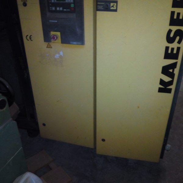 compresor tornillo KAESER BS-61 SEGUNDA MANO