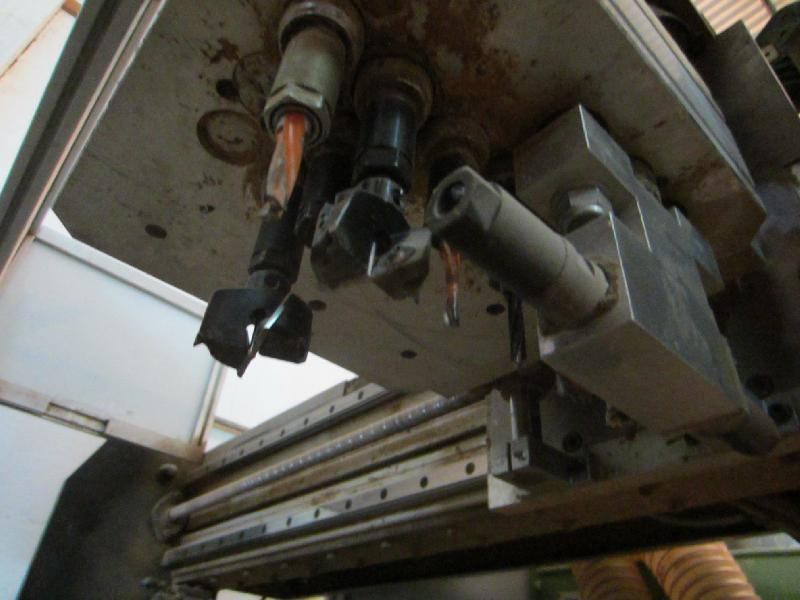 Taladro CNC PBR SR2000 2 Segunda Mano