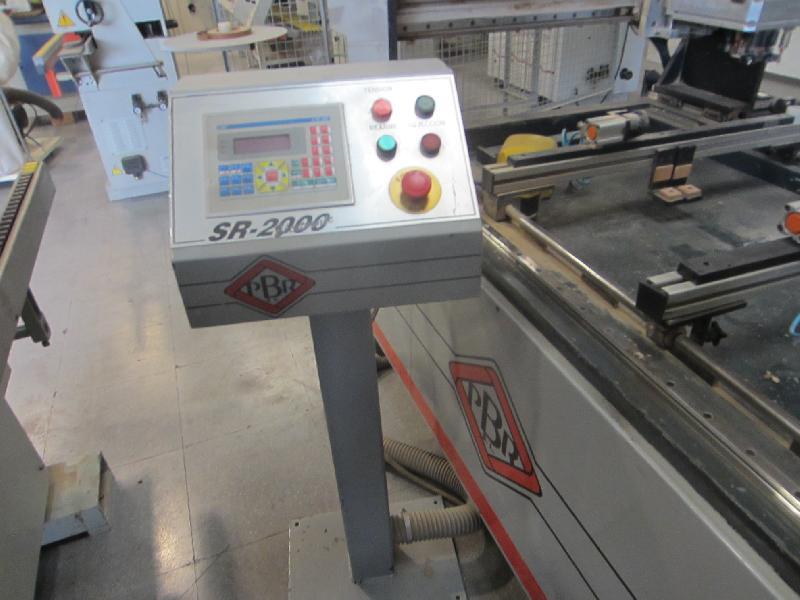Taladro CNC PBR SR2000 4 Segunda Mano