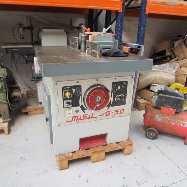 TUPI MISIL TM 50 USADA
