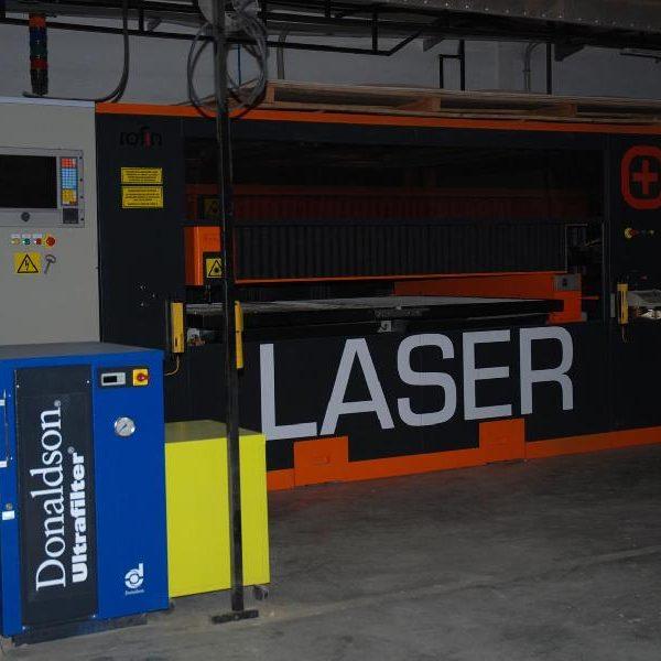 CONTROL NUMERICO CNC. LASER CL. 2010, USADO